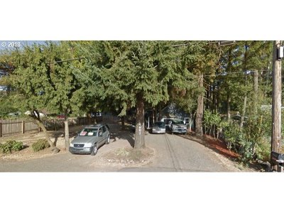 Milwaukie Residential Lots & Land For Sale: 6601 SE Jennings Ave