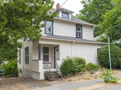 Portland OR Multi Family Home For Sale: $595,000