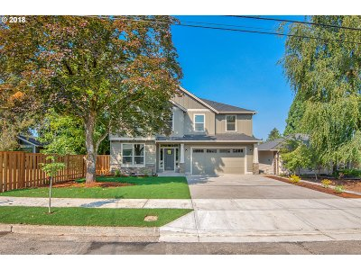 Tigard Single Family Home For Sale: 11265 SW 79th Ave
