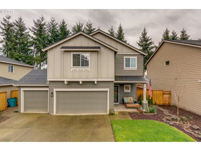 Vancouver Single Family Home For Sale: 10907 NE 121st Ct