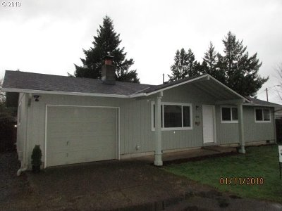 Springfield Single Family Home For Sale: 458 49th St