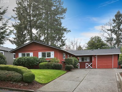 Portland Single Family Home For Sale: 6733 SW 10th Ave