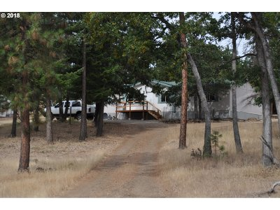 Goldendale Single Family Home For Sale: 36 Forest Hill Ln
