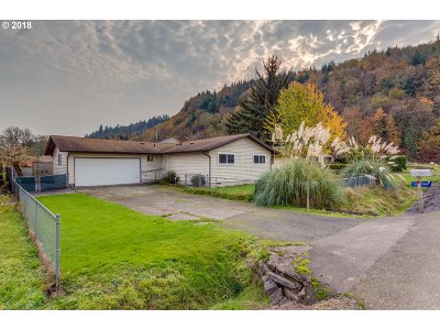 Cowlitz County Single Family Home For Sale: 2016 46th Ave