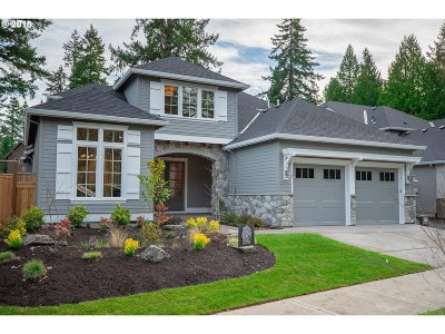 West Linn Single Family Home For Sale: 3548 Robin View Dr