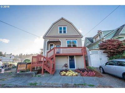 Coos Bay Single Family Home For Sale: 591 S 6th St