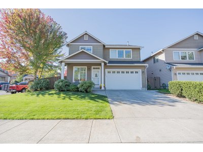 Ridgefield WA Single Family Home For Sale: $319,900