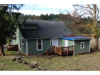 Single Family Home For Sale: 81780 Territorial Hwy