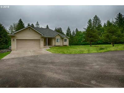 Molalla Single Family Home For Sale: 12954 S Wyland Rd