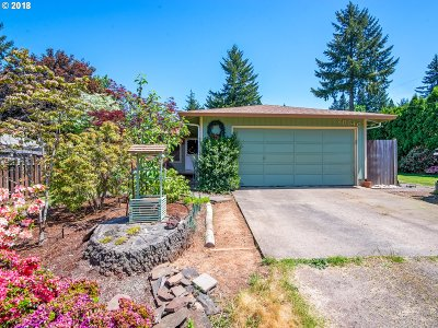 Oregon City Single Family Home For Sale: 20546 S Highway 213
