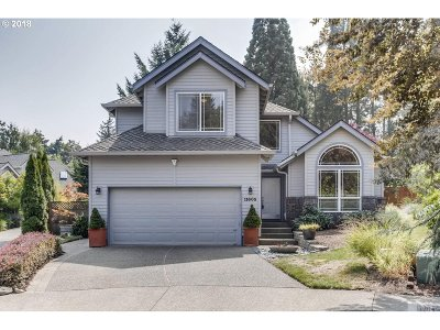 Portland Single Family Home For Sale: 11605 SW 31st Ct