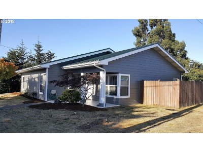 Coos Bay Single Family Home For Sale: 1290 Fenwick
