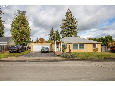 Cottage Grove, Creswell Single Family Home For Sale: 1170 Lord Ave