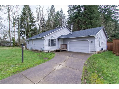 Stayton Single Family Home For Sale: 565 Mill Stream Woods