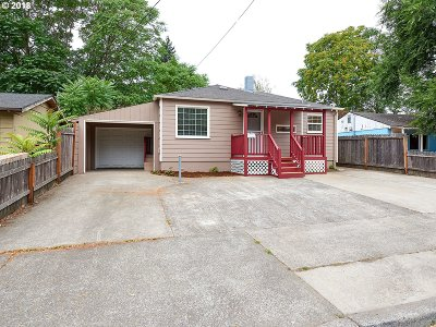 Single Family Home Pending: 8427 SE 72nd Ave