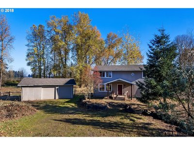 Turner Single Family Home Sold: 7988 Stayton Rd