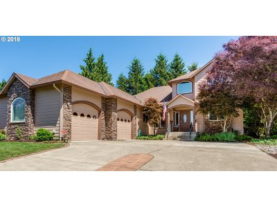 Oregon City, Beavercreek, Molalla, Mulino Single Family Home For Sale: 16414 Wayne Dr