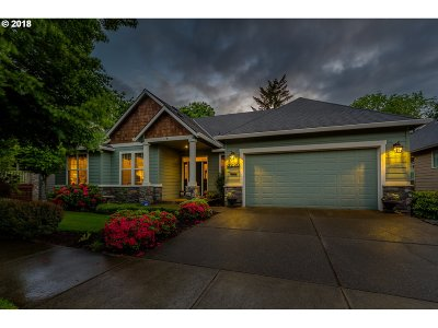 Forest Grove Single Family Home For Sale: 3290 Ridge Pointe Dr