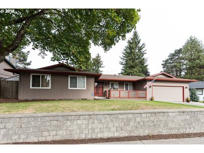 Tigard Single Family Home For Sale: 11505 SW Springwood Dr
