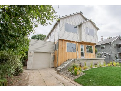 Single Family Home For Sale: 3944 NE 15th Ave