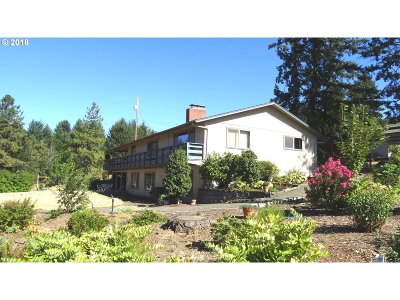 Sutherlin Single Family Home For Sale: 176 Deer Trail Ln