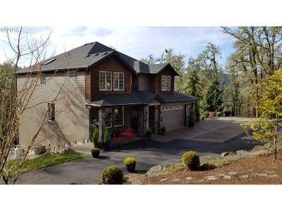 McMinnville Single Family Home For Sale: 19395 SW Meadow View Dr