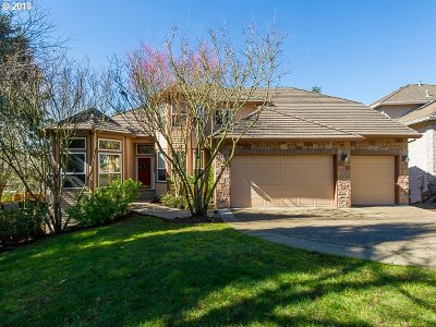 West Linn Single Family Home For Sale: 2550 Kensington Ct