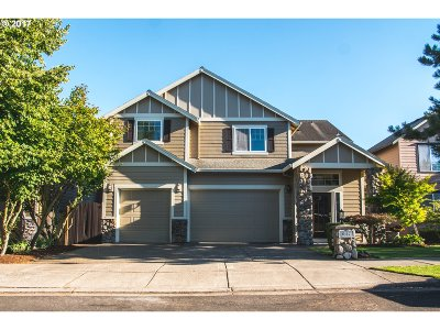 Sherwood Single Family Home For Sale: 16884 SW Stellar Dr