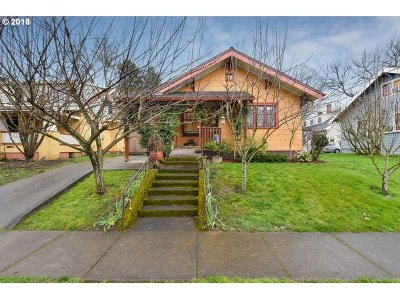 Single Family Home For Sale: 10440 SE 24th Ave