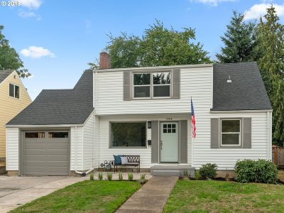 Single Family Home For Sale: 10236 N Smith St