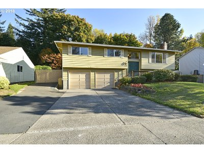 Troutdale Single Family Home For Sale: 3380 SE Evans Ave