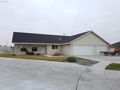 Hermiston Single Family Home For Sale: 1362 SW 8th St