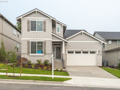 Tigard Single Family Home For Sale: 13249 SW Maddie Ln #lot 5