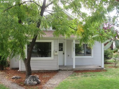 Cottage Grove, Creswell Single Family Home For Sale: 1107 E Jefferson Ave