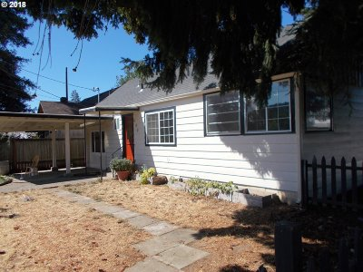 Cottage Grove, Creswell Single Family Home For Sale: 849 N Lane St