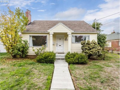 Single Family Home For Sale: 7411 N Vincent Ave