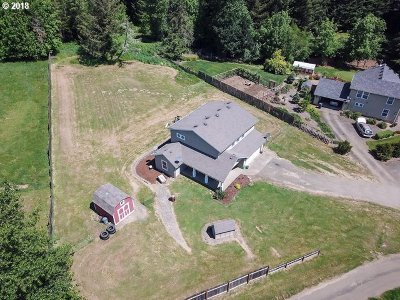 Monmouth Single Family Home For Sale: 12617 Meadow Ln