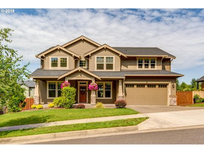 Happy Valley Single Family Home For Sale: 9256 SE Grace Cir
