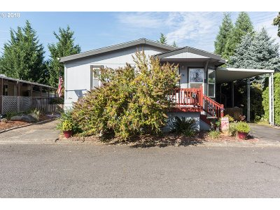 Gresham, Troutdale, Fairview Single Family Home For Sale: 21100 NE Sandy Blvd #58