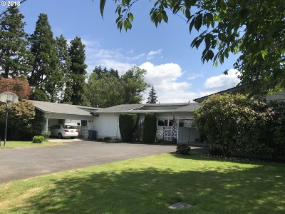 Tigard Multi Family Home Pending: 14260 SW 114th Ave