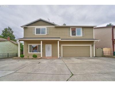Single Family Home For Sale: 11452 SE Raymond Ct