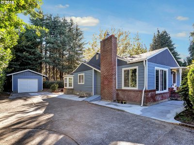 Single Family Home For Sale: 4820 NE Portland Hwy