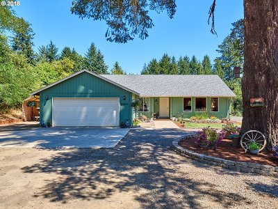 Gaston Single Family Home For Sale: 54665 SW Bates St