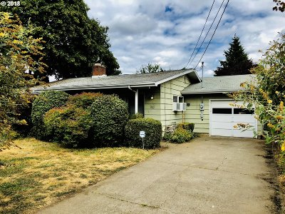 Single Family Home For Sale: 3626 SE 164th Ave