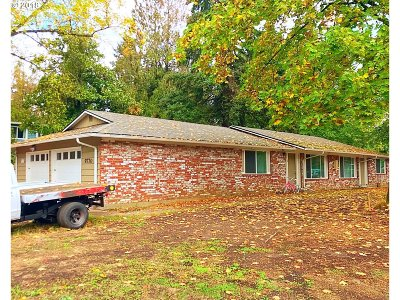 Milwaukie, Gladstone Multi Family Home Pending: 9770 SE Linwood Ave