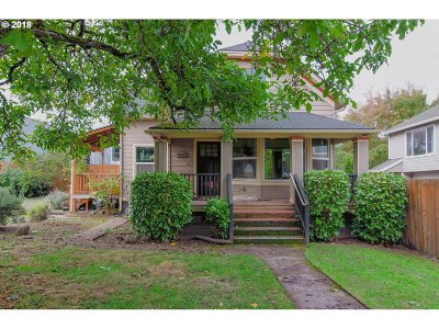 Portland Single Family Home For Sale: 6535 NE Grand Ave
