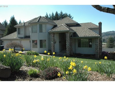 Milwaukie, Clackamas, Happy Valley Single Family Home For Sale: 10275 SE 147th Ave