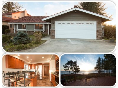 Brookings Single Family Home For Sale: 14696 Sandpiper Pl