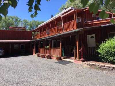 Umatilla County Single Family Home For Sale: 54156 Hwy 332