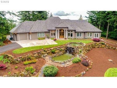 Single Family Home For Sale: 14110 SE Aldridge Rd